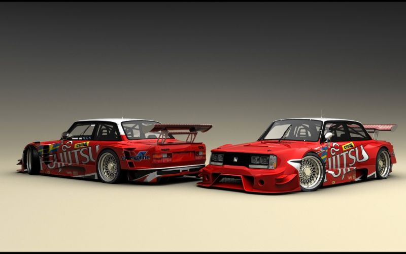 2016 Zolland Design Volvo 242 Time Attack tuning xustom race racing wallpaper