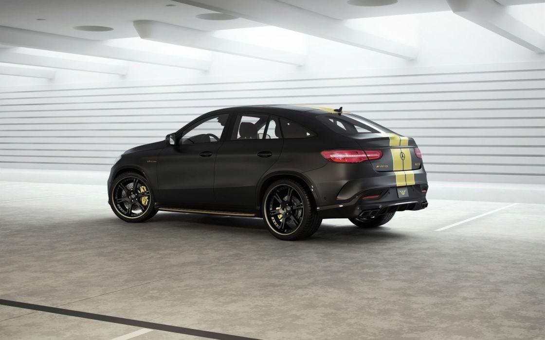 2015 Wheelsandmore Mercedes Benz GLE63 AMG tuning gle 6-3 wallpaper