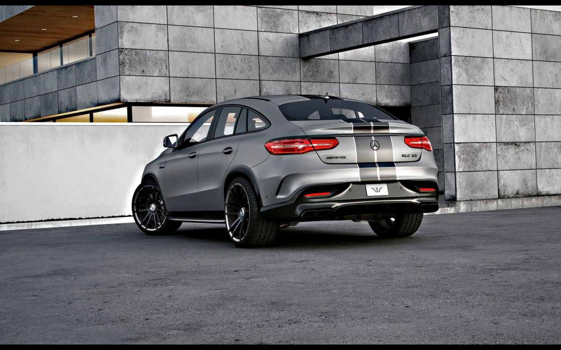 2015 Wheelsandmore Mercedes Benz GLE63 AMG tuning gle 6-3 wallpaper