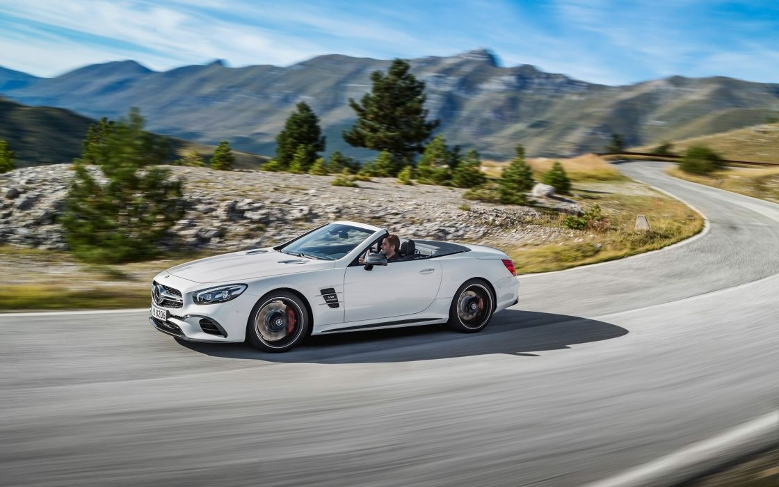 2016 Mercedes AMG SL63 benz wallpaper