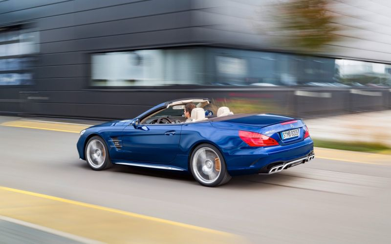 2016 Mercedes AMG SL65 benz wallpaper