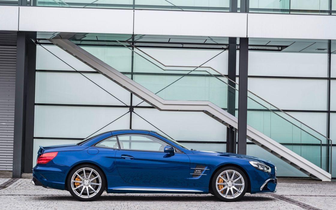 2016 Mercedes AMG SL65 benz wallpaper