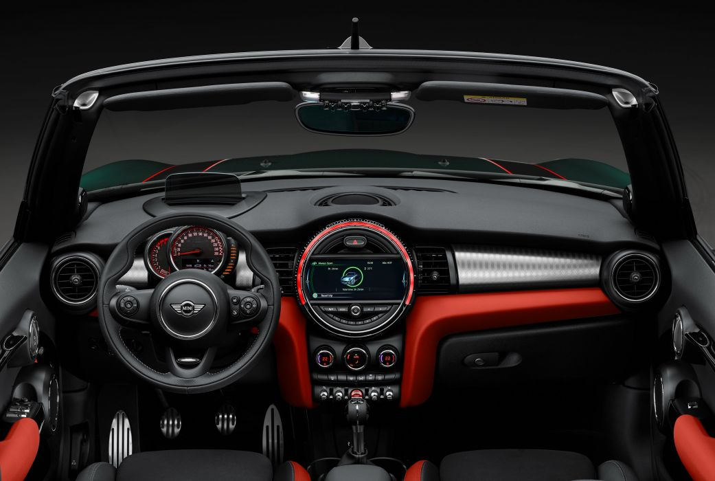 2016 MINI John Cooper Works Cabrio F57 wallpaper