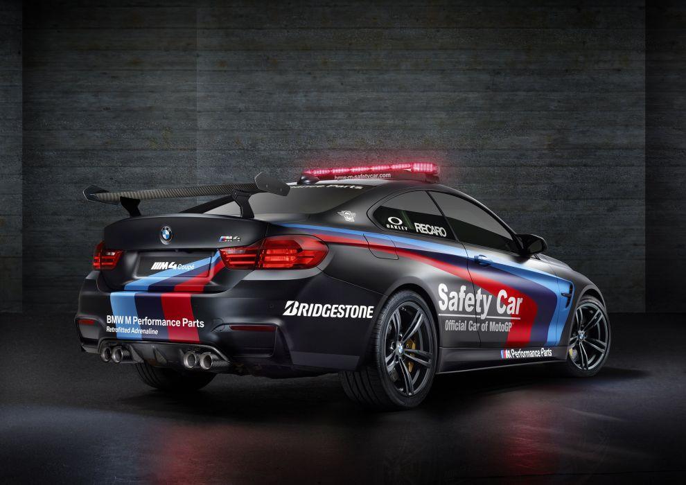 2015 MW M4 Coupe MotoGP Safety F82 grand prix m-4 race racing wallpaper