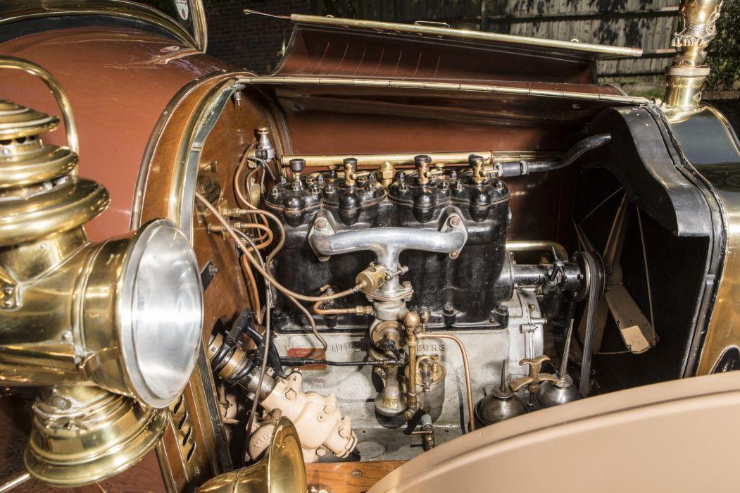 1912 Minerva Model-DD 14HP Victoria Tourer Cann vintage luxury d-d wallpaper