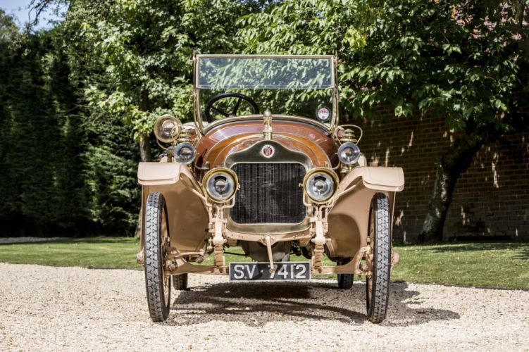 1912 Minerva Model-DD 14HP Victoria Tourer Cann vintage luxury d-d wallpaper