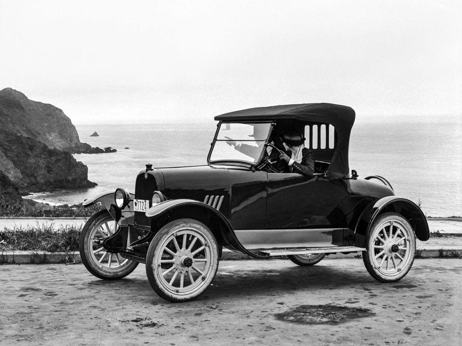1917 Briscoe Model-B 4-24 Roadster vintage wallpaper