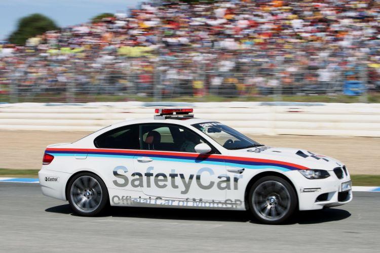 2007 BMW M-3 Coupe MotoGP Safety Car E92 race racing grand prix wallpaper