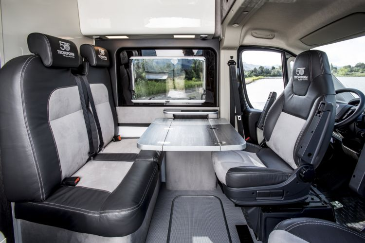 2016 Fiat Ducato 4x4 Expedition van suv caravan camper motorhome wallpaper