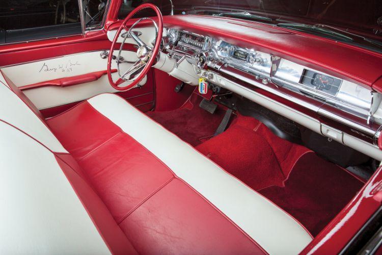 1957 Buick Century Caballero Estate Wagon stationwagon retro wallpaper
