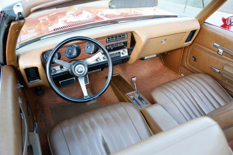 1972 Pontiac LeMans Sport Convertible 2D67 muscle classic le-mans wallpaper