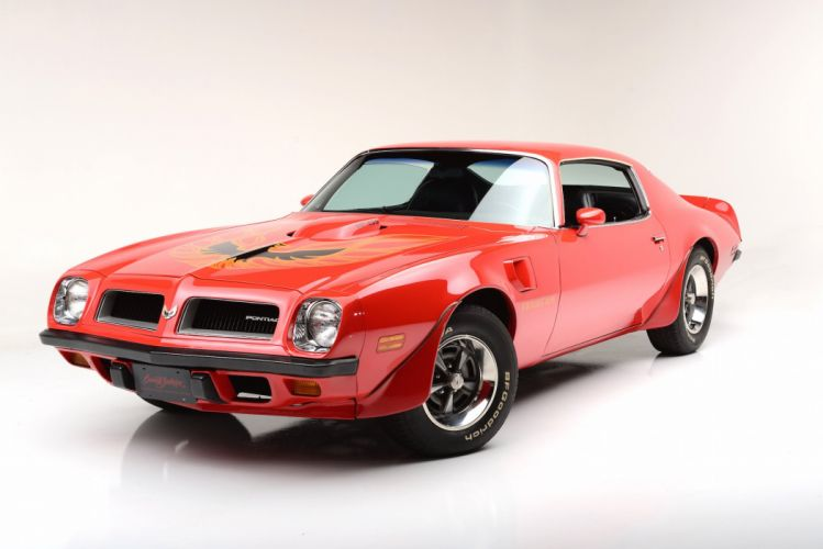 1974 Pontiac Firebird Trans-Am SD-455 muscle classic trans wallpaper