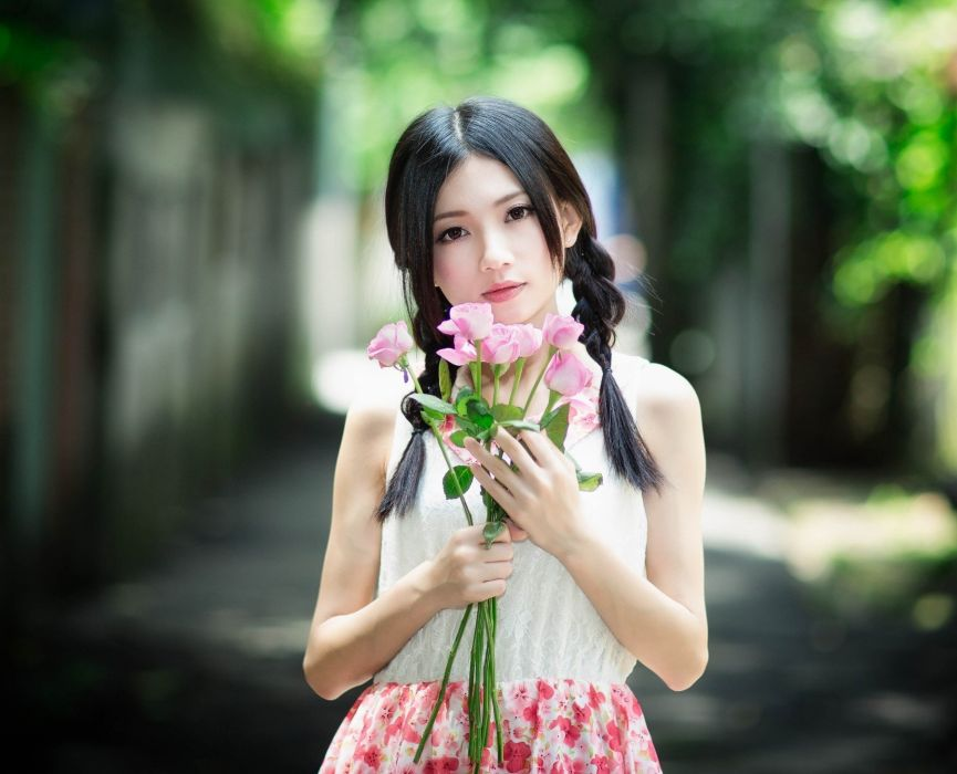 asian oriental sexy babe adult model women women female girl wallpaper