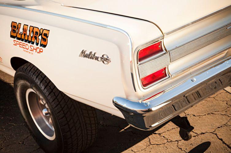 1964 Chevrolet Chevelle Gasser drag race racing muscle hot rod rods classic malibu wallpaper