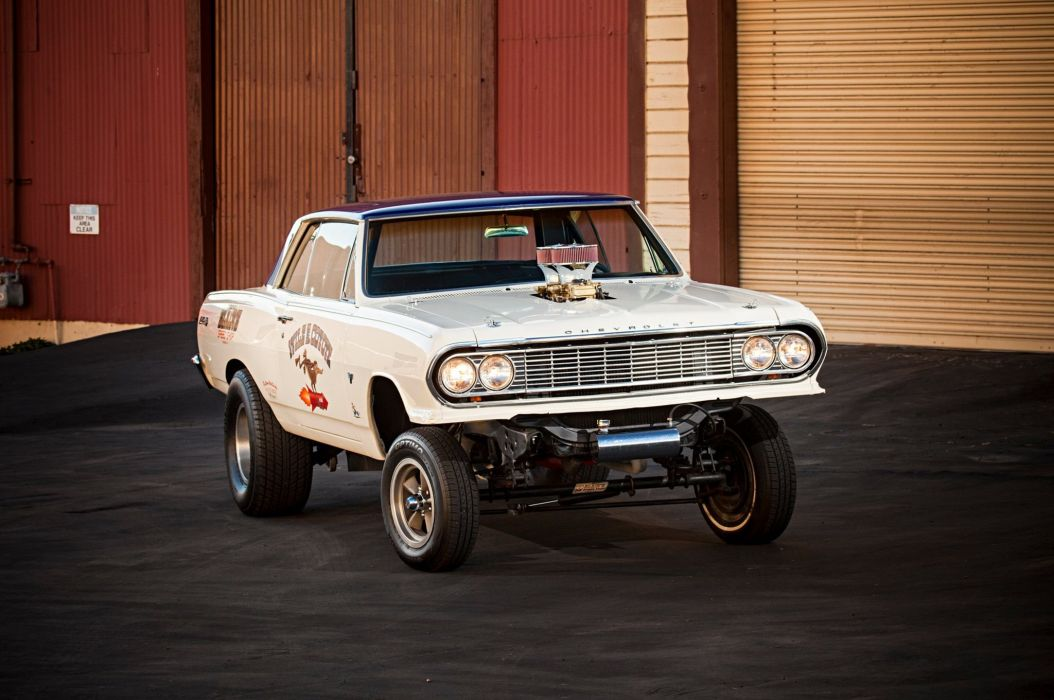 1964 Chevrolet Chevelle Gasser drag race racing muscle hot rod rods classic malibu wallpaper