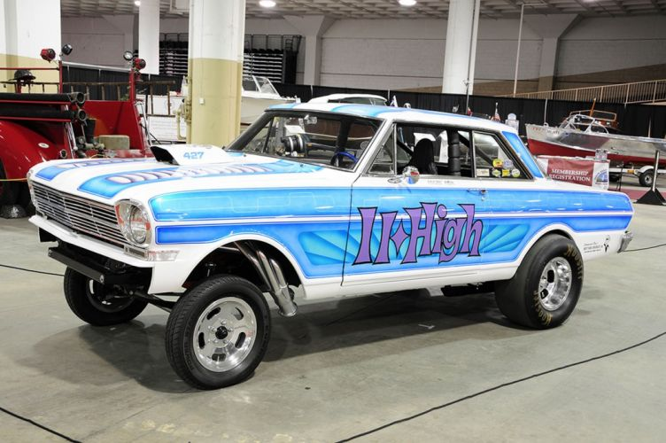 GASSER drag racing race custom hot rod rods wallpaper