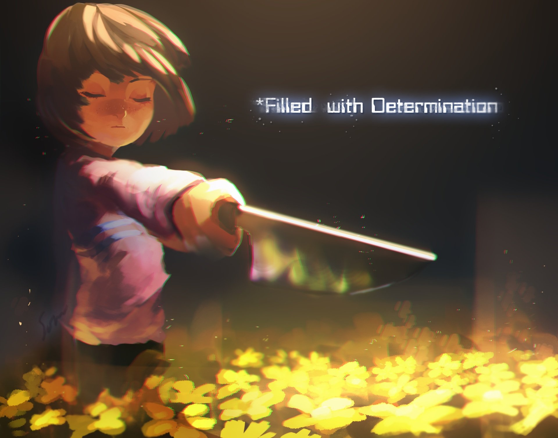 cropped frisk undertale knife legeh undertale wallpaper 1920x1508 877490 wallpaperup