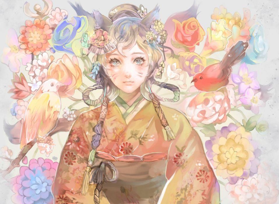 flowers hyun5b original watermark wallpaper