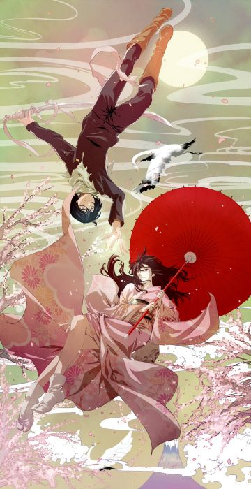 Noragami Yato x Yukine g wallpaper