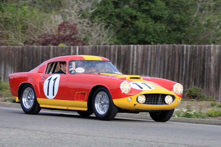 1958 Ferrari 250 GT Tour de France cars classic wallpaper