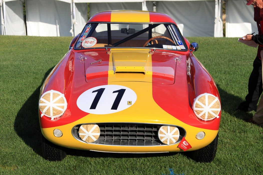 1958 Ferrari 250 GT Tour de France cars classic wallpaper