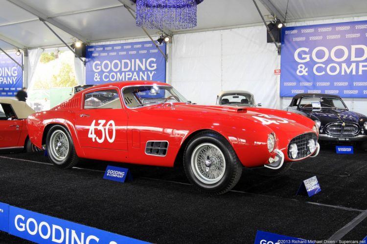1956 Ferrari 250 GT Tour de France cars classic wallpaper