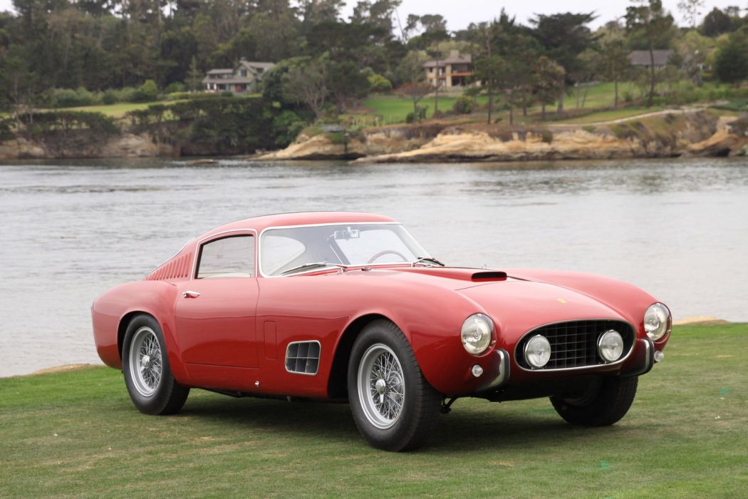 1956 Ferrari 250 GT Tour de France cars classic wallpaper
