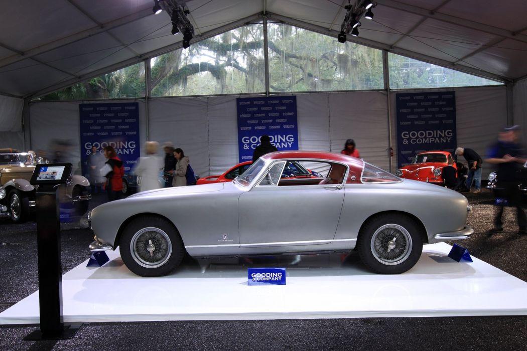 Ferrari 250 Europa GT Coupe cars classic wallpaper