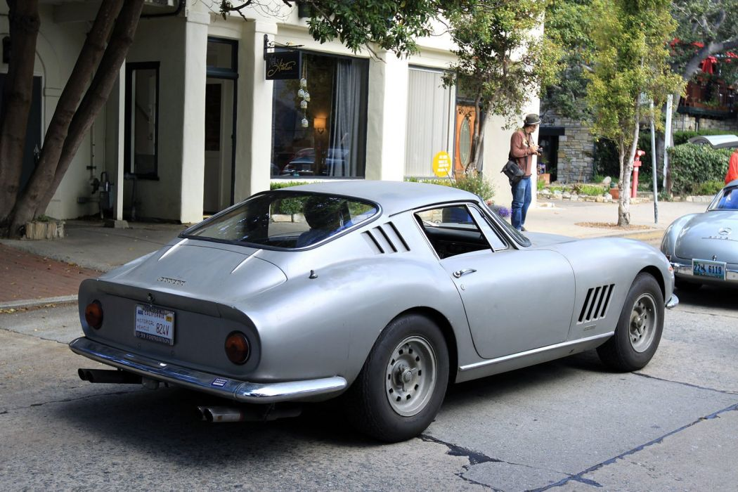 Ferrari Ferrari 275 GTB Alloy Berlinetta cars coupe wallpaper