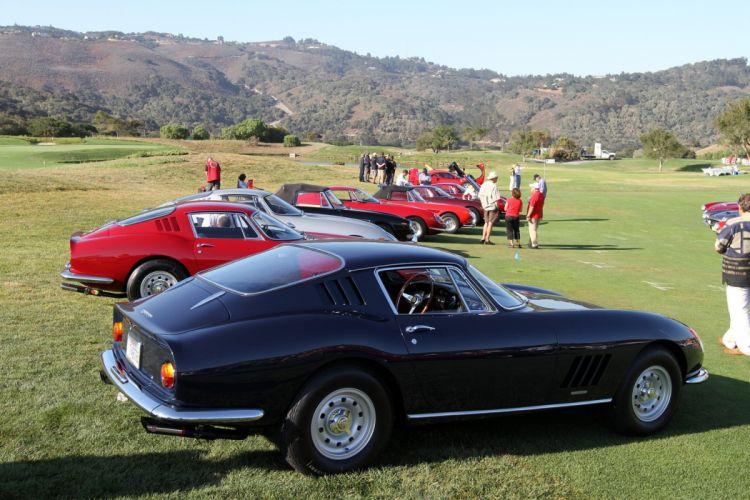 Ferrari Ferrari 275 GTB Alloy Berlinetta cars coupe wallpaper