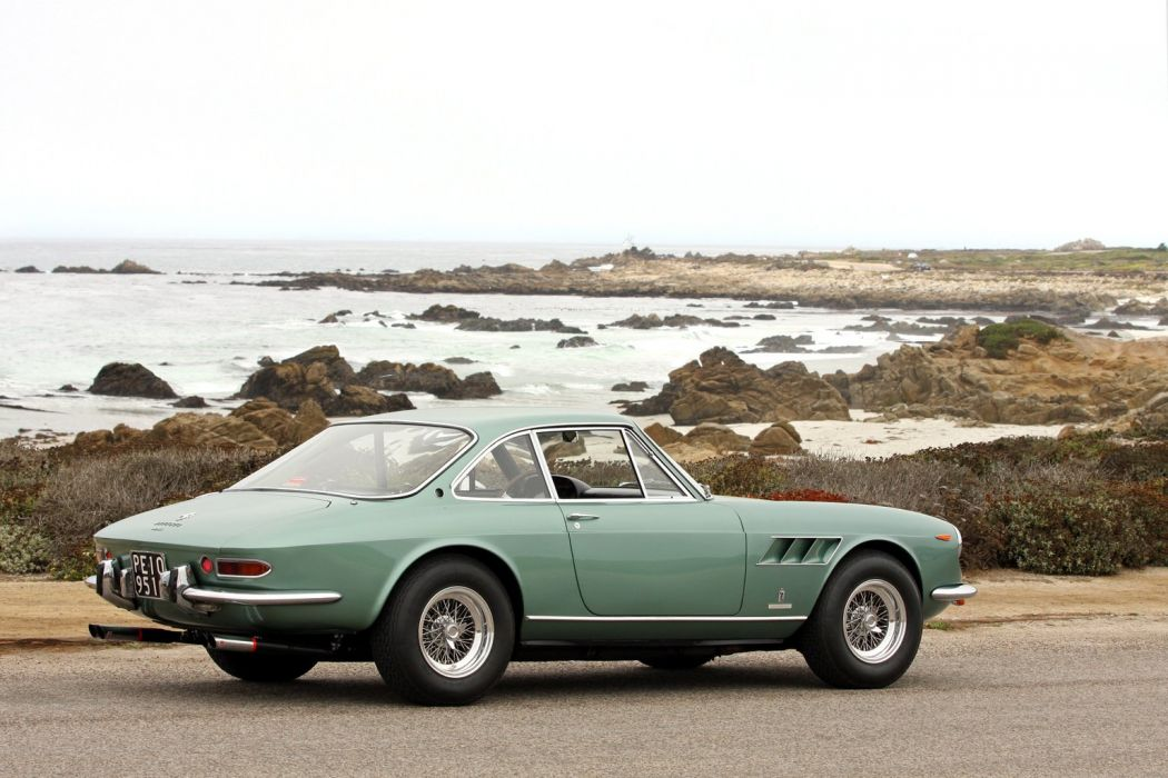 Ferrari 330 GTC cars coupe wallpaper