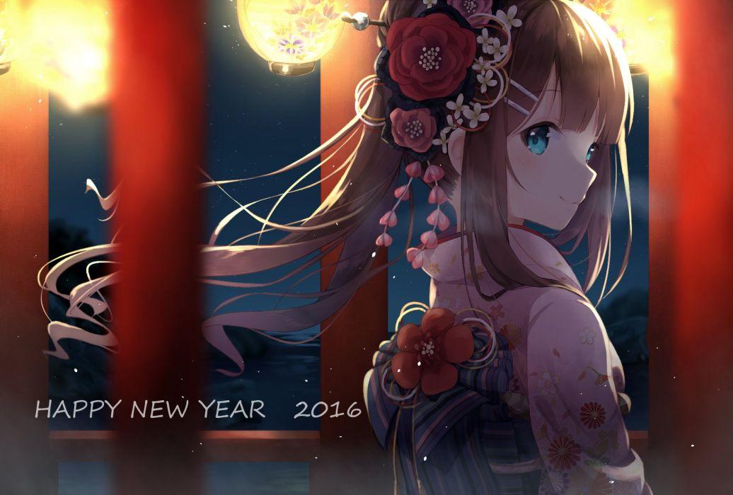 New Year original wallpaper
