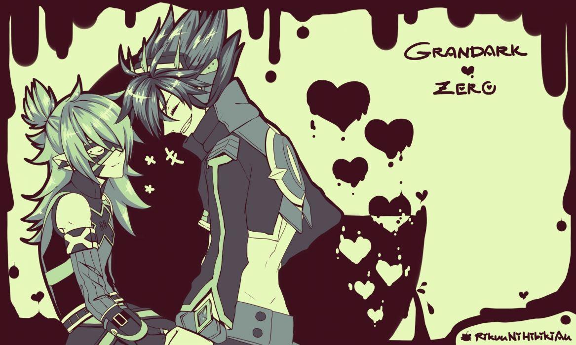 Grand Chase Grandark x Zero wallpaper