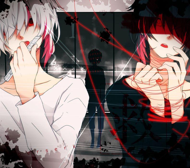 Nico Nico Douga Berserk singer wallpaper