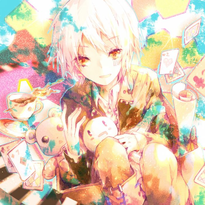 Nico Nico Singer Mafumafu wallpaper