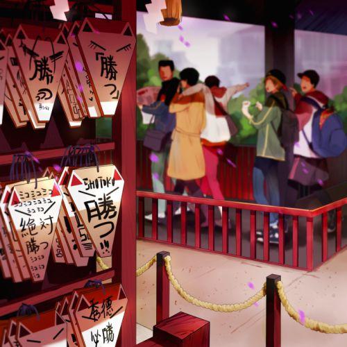 Kuroko no Basuke Midorima Shintarou Kimura Shinsuke Takao Kazunari Miyaji Kiyoshi wallpaper