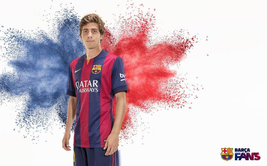 sergi roberto futbolista espaA wallpaper