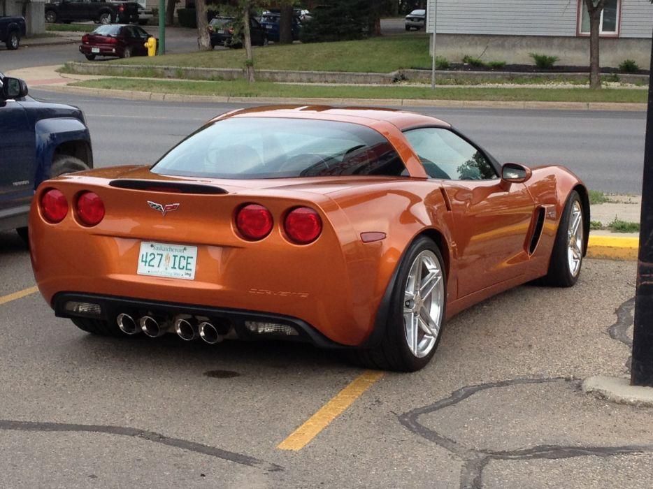 2007 Corvette Z06 wallpaper
