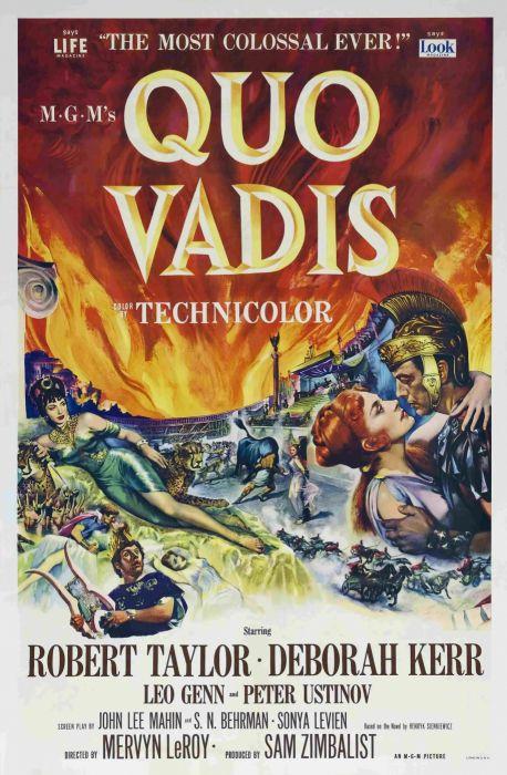 quo vadis pelicua historica drama accion wallpaper