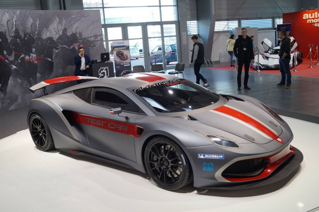 Arrinera Hussarya GT cars supercars 2016 wallpaper