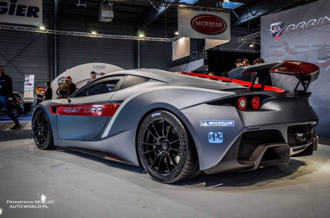 Arrinera Hussarya GT cars supercars 2016 wallpaper