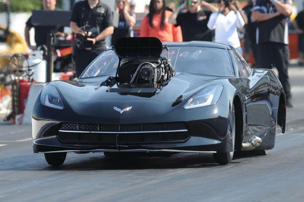 hot rod rods drag race racing chevrolet corvette wallpaper