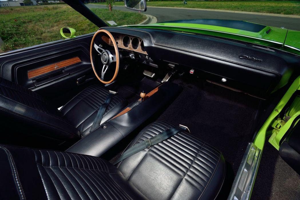 1970 Dodge Challenger R-T 426 Hemi Convertible JS27 mopar muscle classic wallpaper