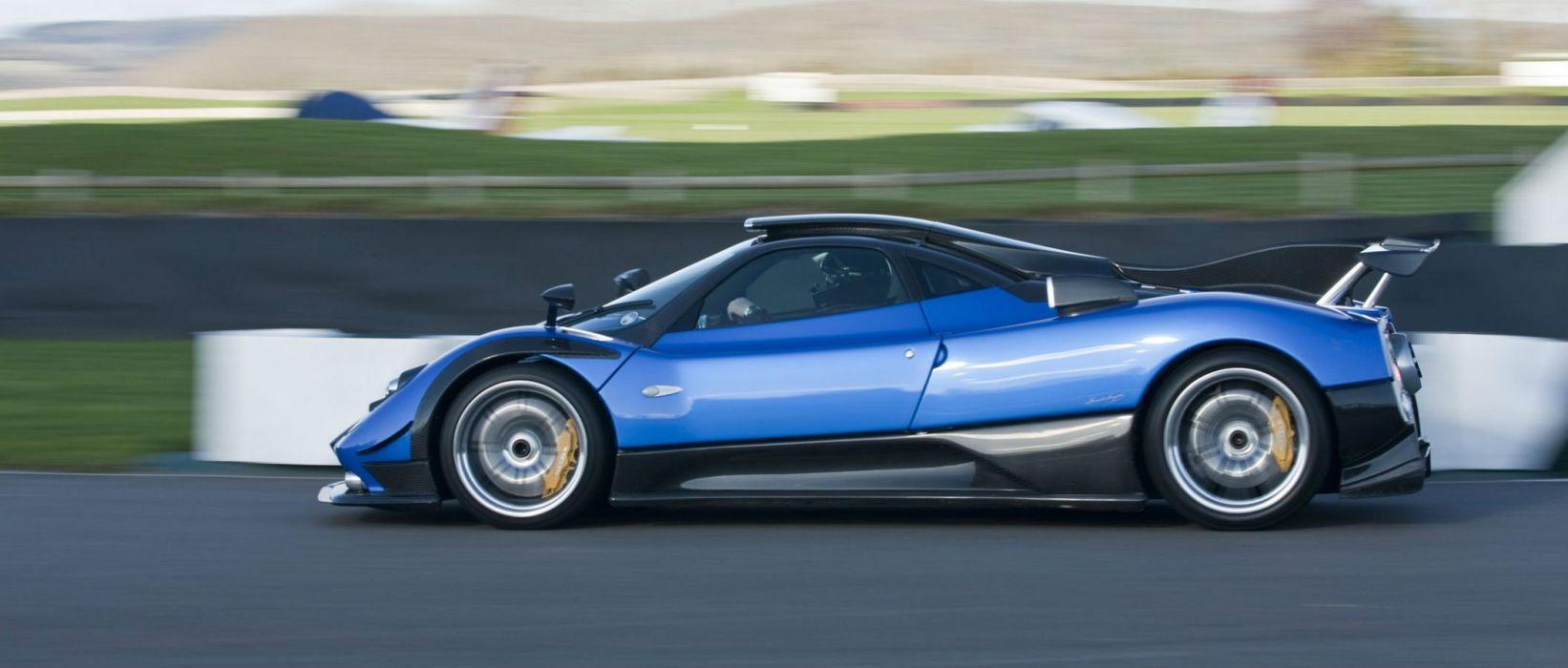 2013 Pagani Zonda 760PS supercar wallpaper