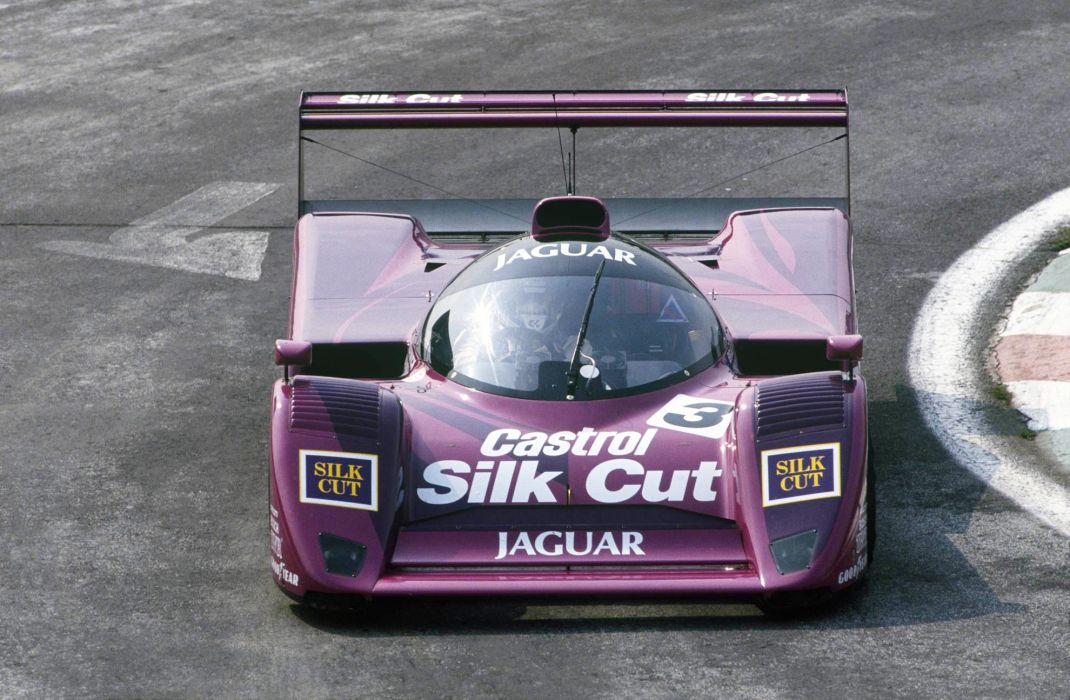 1991 Jaguar XJR14 Le-Mans rally race racing lemans wallpaper