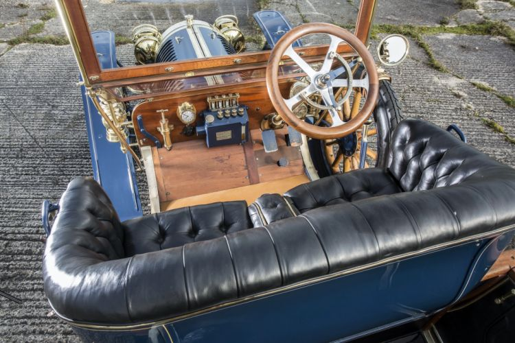 1910 Hotchkiss Type-X6 Roi-de-Belges Tourer luxury retro vintage wallpaper