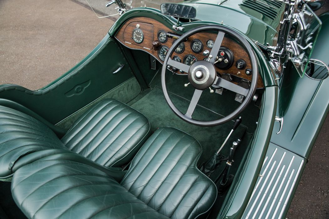 1935 Bentley 8-Litre Tourer Norris Allen luxury vintage wallpaper