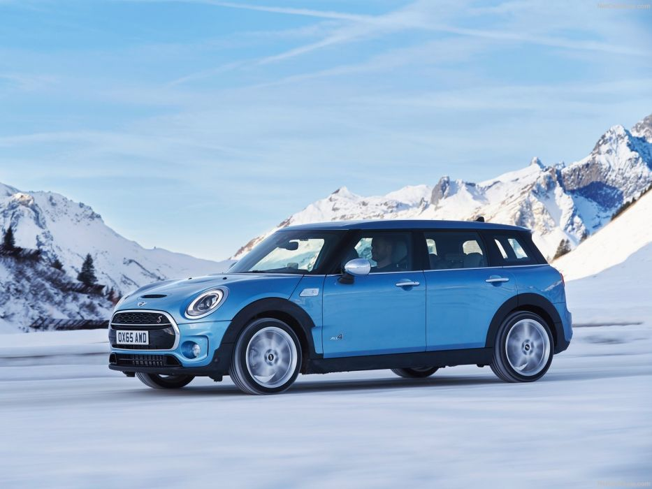 Mini Clubman cooper ALL4 cars 2016 wallpaper