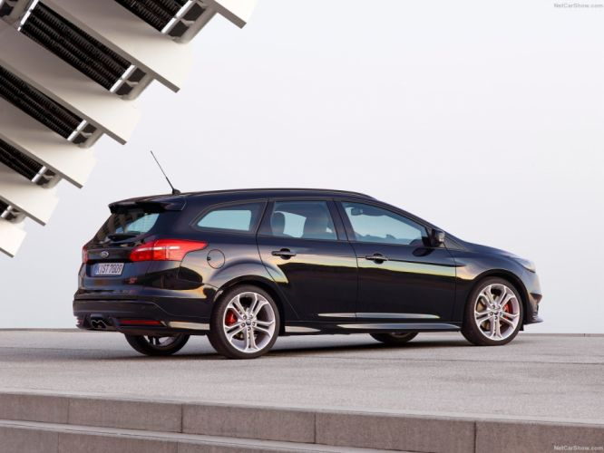 Ford Focus ST Wagon cars 2015 wallpaper