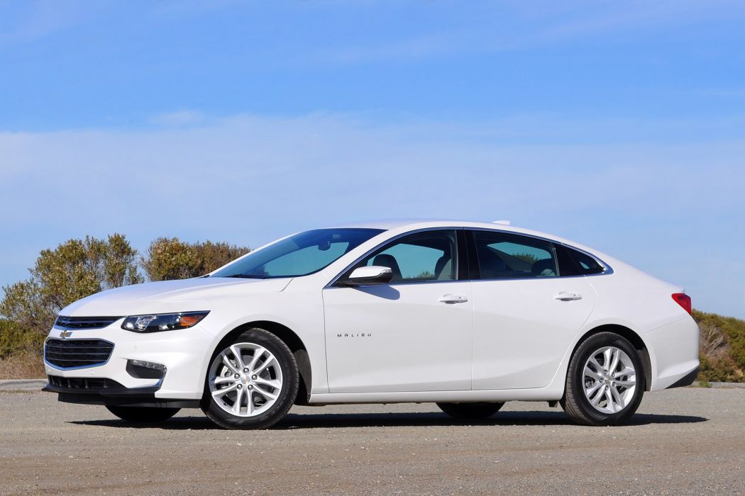 2016 Chevrolet Malibu Hybrid cars sedan wallpaper